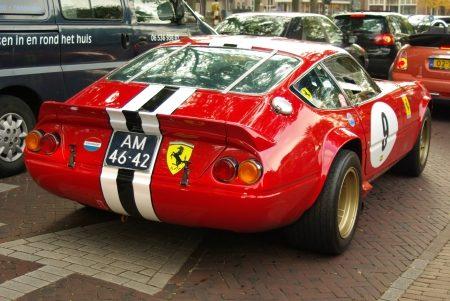 Ferrari 365 GTB/4 Competizione -foto Jim Appelmelk