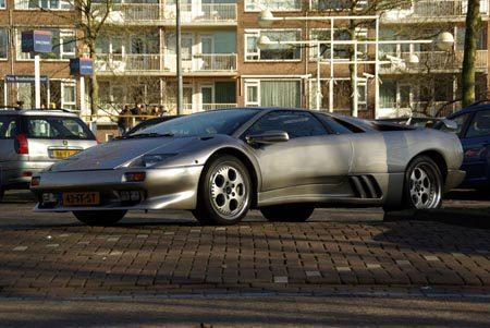 Lamborghini Diablo VT - foto Jim Appelmelk