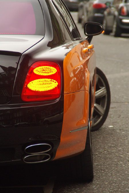 Bentley Mansory Continental Flying Spur - Foto Jim Appelmelk