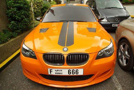 BMW Lumma CLR 500 RS - Foto Jim Appelmelk