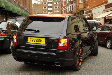 Range Rover Sport Project Kahn Vesuvius Edition - Foto Jim Appelmelk