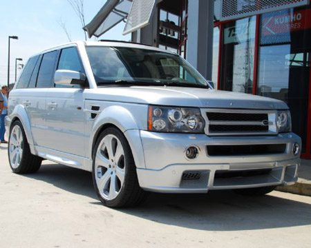Range Rover Kahn
