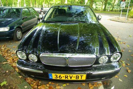 Jaguar XJ Portfolio - Foto Jim Appelmelk
