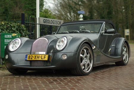 Morgan Aero Eight Series IV - Foto Jim Appelmelk