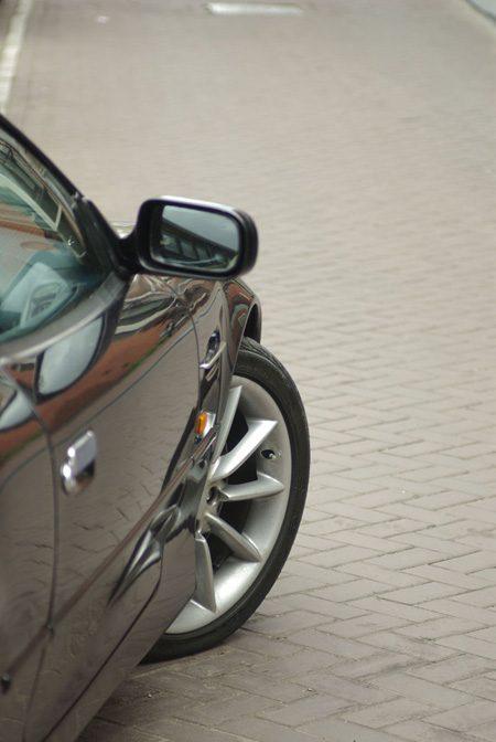 Aston-Martin DB7 Vantage Volante - Foto Jim Appelmelk