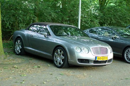 Bentley Continental GTC & GT Speed - Foto Jim Appelmelk