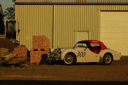 Aston Martin DB2 - Foto Jim Appemelk
