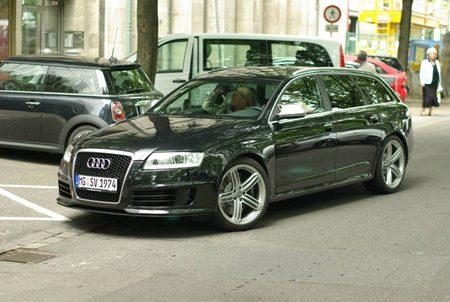 Audi RS6 Avant - Foto Jim Appelmelk