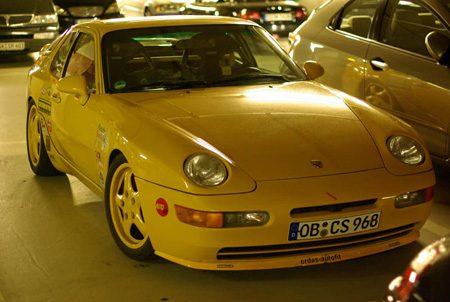 Porsche 968 Clubsport - Foto Jim Appelmelk