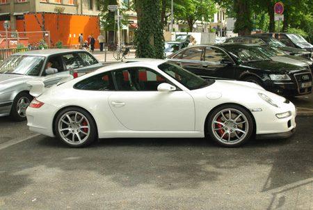 Porsche 997 GT3 - Foto Jim Appelmelk