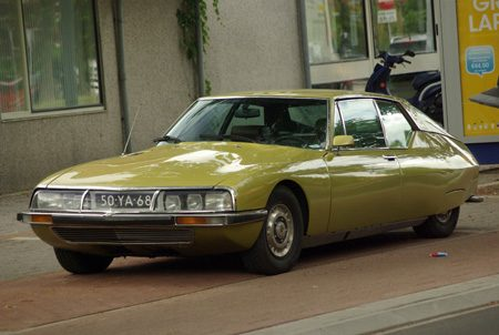 Citroën SM - Foto Jim Appelmelk