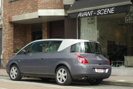 Renault Avantime - Foto Jim Appelmelk