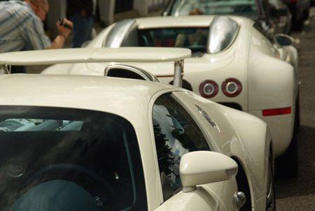 Bugatti Veyron - foto Jim Appelmelk