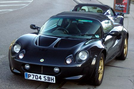 Lotus Elise S1 - foto Jim Appelmelk