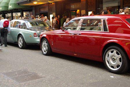 Rolls Royce Phantom - foto Jim Appelmelk