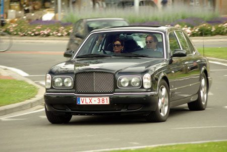 Bentley Arnage Le Mans Series - Foto Jim Appelmelk