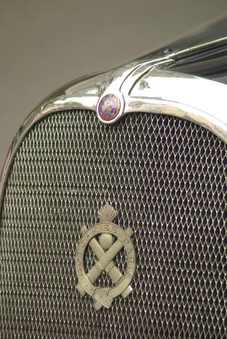 Hotchkiss 486 Cabourg - Foto Jim Appelmelk