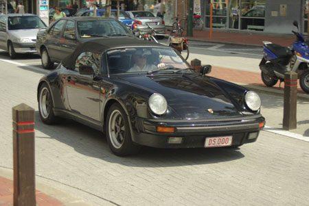 Porsche 964 Speedster - Foto Jim Appelmelk