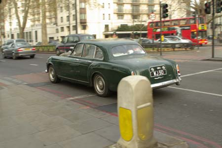 Bentley S2 Continental Mulliner Flying Spur