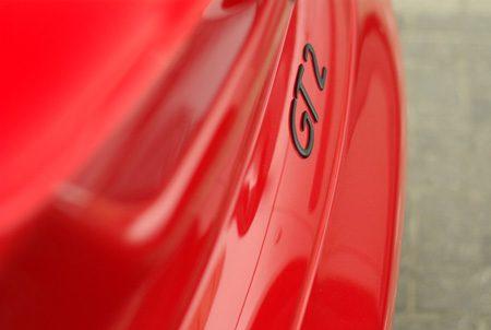 Porsche 996 GT2 - Foto Jim Appelmelk