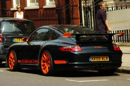 Porsche 997 GT3 RS - Foto Jim Appelmelk