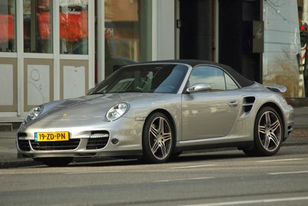 Porsche 997 Turbo - Foto Jim Appelmelk