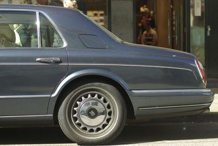 Rolls-Royce Silver Seraph - Foto Jim Appelmelk