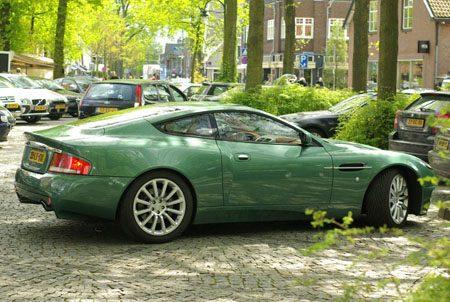 Aston Martin Vanquish - Foto Jim Appelmelk