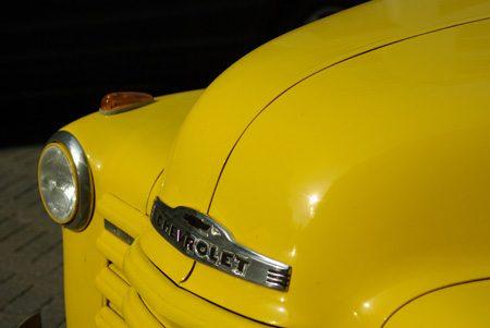 Chevrolet 3100 - Foto Jim Appelmelk