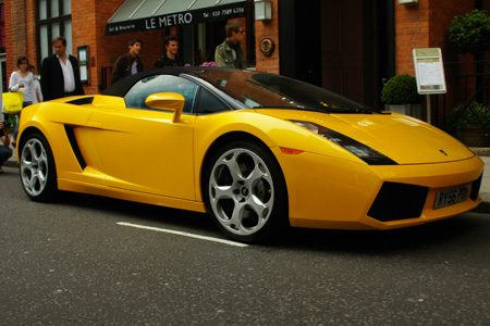 Lamborghini Gallardo Spyder - Foto Jim Appelmelk