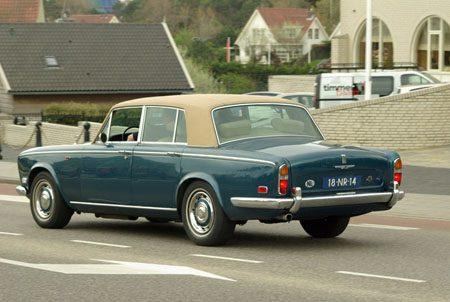 Rolls-Royce Silver Shadow I - Foto Jim Appelmelk