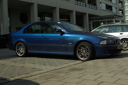 BMW M5 E39 - Foto Jim Appelmelk