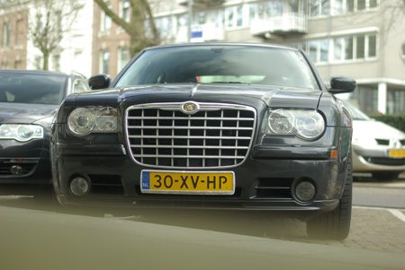 Chrysler 300C SRT-8 - Foto Jim Appelmelk