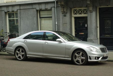Mercedes-Benz S 65 AMG W221 - Foto Jim Appelmelk