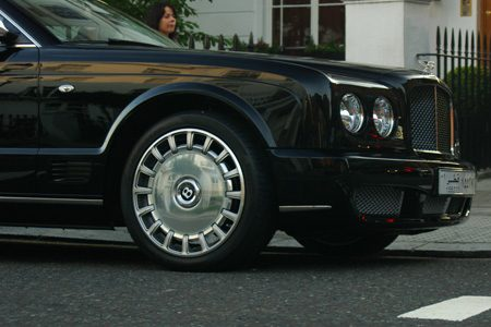 Bentley Brooklands - Foto Jim Appelmelk