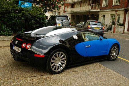 Bugatti 16/4 Veyron - Foto Jim Appelmelk