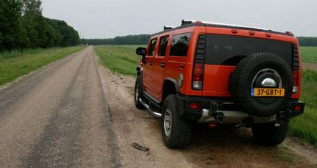 Hummer, a long road ahead...