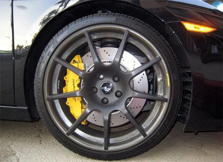 Heffner twin-turbo Lamborghini Gallardo Spider