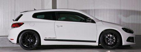 Geen Seat, maar een mcchip Volkswagen Scirocco