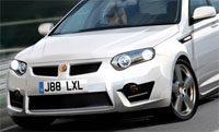 MG ZS hatchback impression