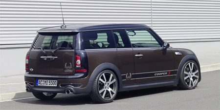 ac schnitzer doet mini cooper s clubman. Black Bedroom Furniture Sets. Home Design Ideas