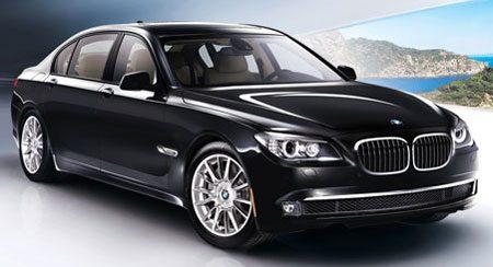 Neiman Marcus BMW 750 Li