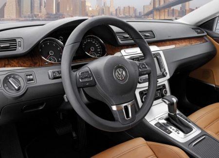 Interieur VW Passat CC