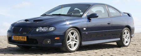 Pontiac GTO 600 pk