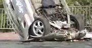 Porsche Boxster kapot