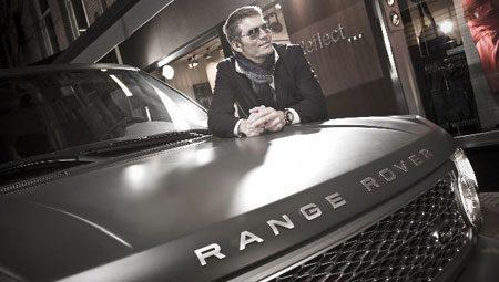 Range Rover Vogue door Piet Boon