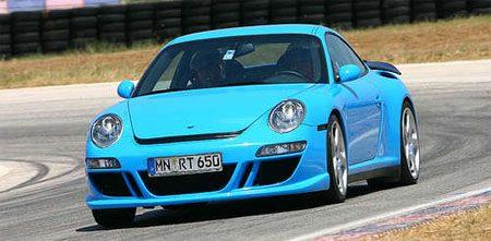 Ruf electro Porsche
