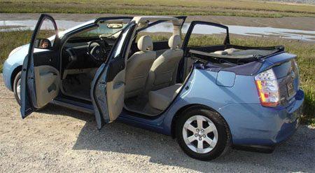 Toyota Prius Cabrio
