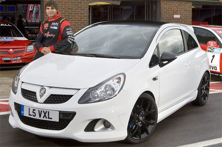 Vauxhall Corsa VRX Artic Edition