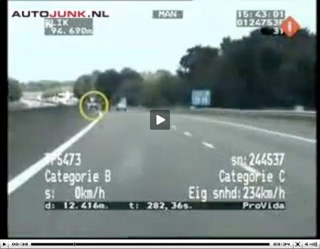 Blik op de Weg: Ferrari 430 Scuderia